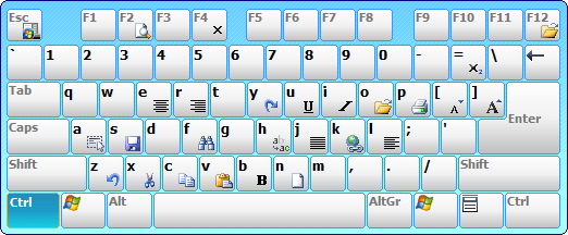 Keyboard shortcuts for Raccourci clavier agrandir fenetre windows 7