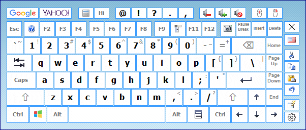 Demo Keyboard